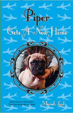 Piper Gets A New Home Book