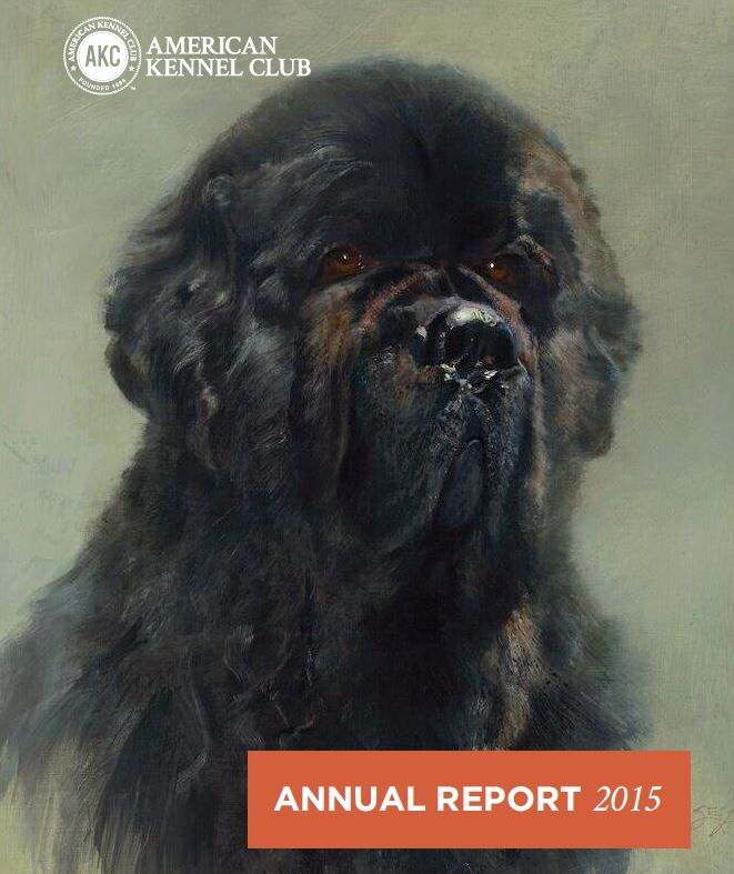 2015 AKC Annual Report