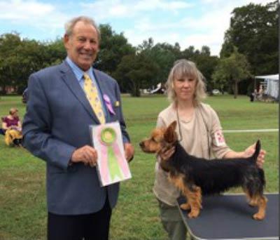 Diana Wilkie Canine Ambassador