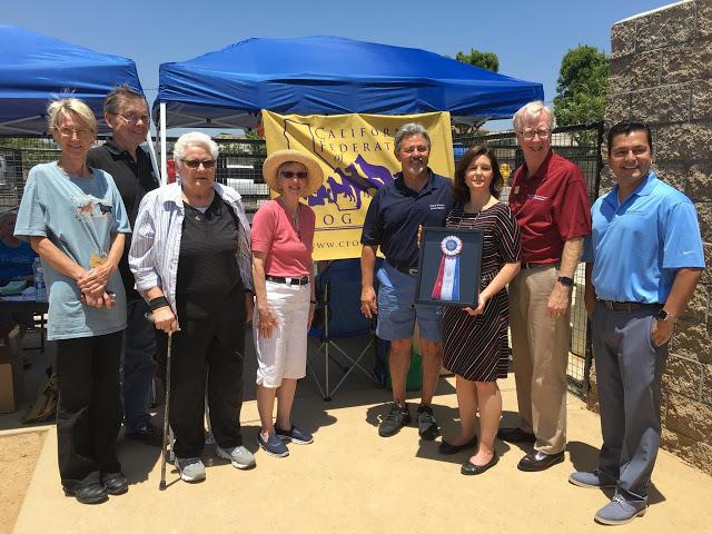 Whittier, California Declared AKC Dog Friendly City