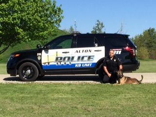jax police car