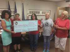 Lebanon County Kennel Club Donates to Local Police K-9 Unit