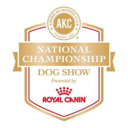 2016 AKC national championship logo