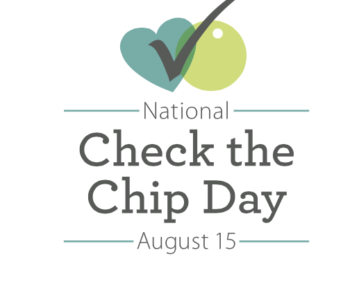 Check the chip day