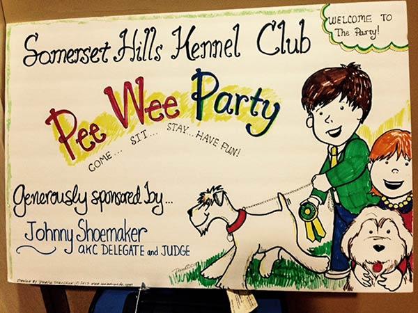Somerset PeeWee sign