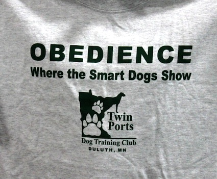 Dog wag shirt