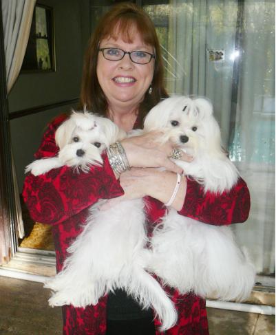Theresa Meyer Canine Ambassador