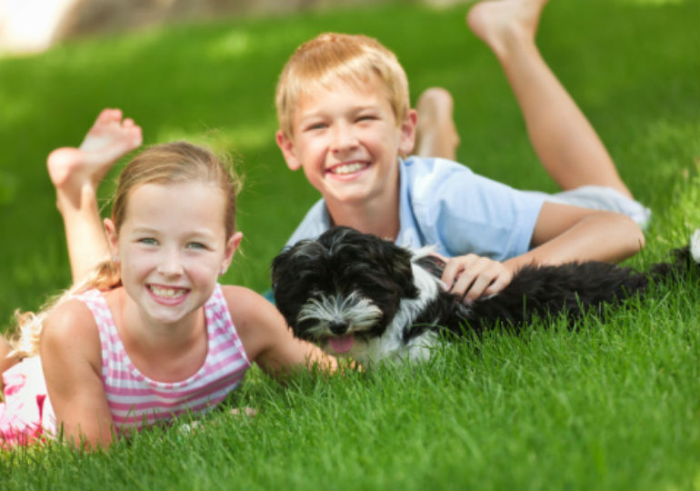 Do You Ever Call Your Kids By Your Dog's Name? Here's Why.