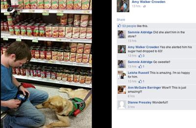 Tucker Sweetie Facebook