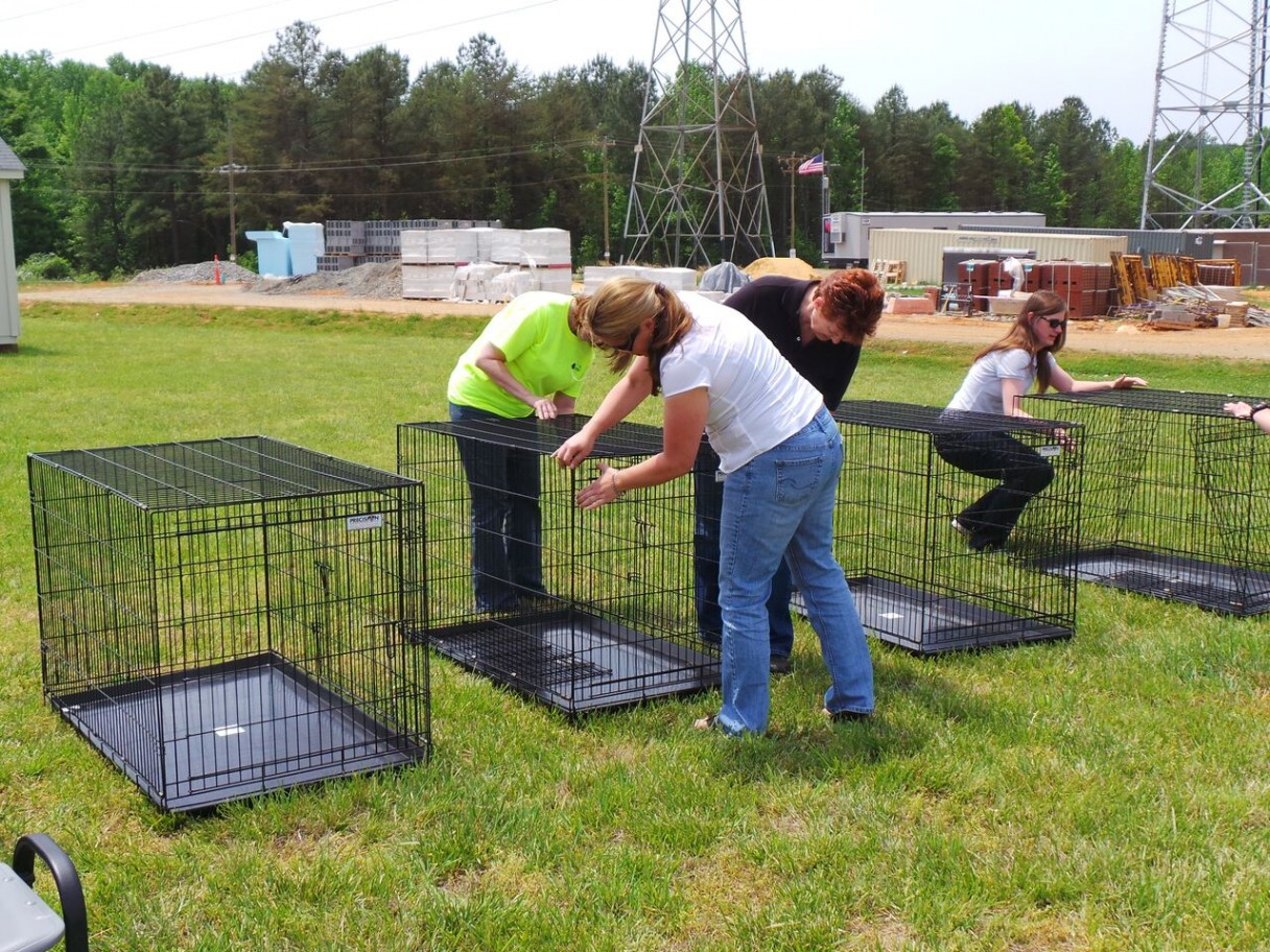 AKC Pet Disaster Relief Crates