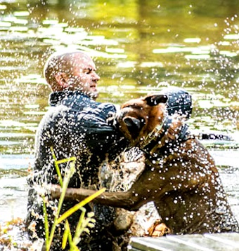 Greenville Kennel Club Helps Greenville County Sheriff's Office Host Tactical Deployment Workshop