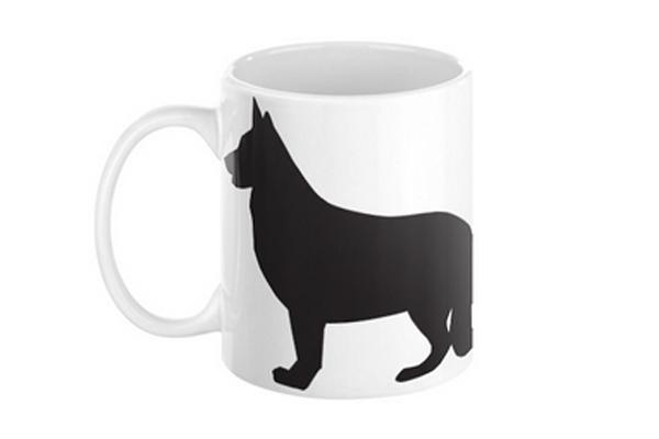 breed specific mug