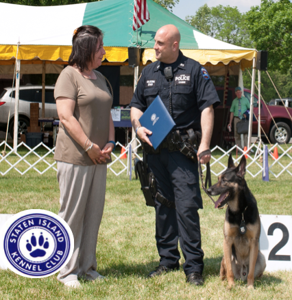 staten island kennel club honors k-9