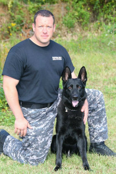 tryko and handler
