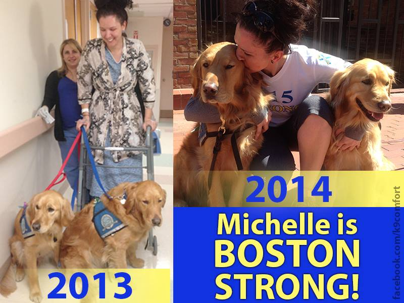 michelle boston strong