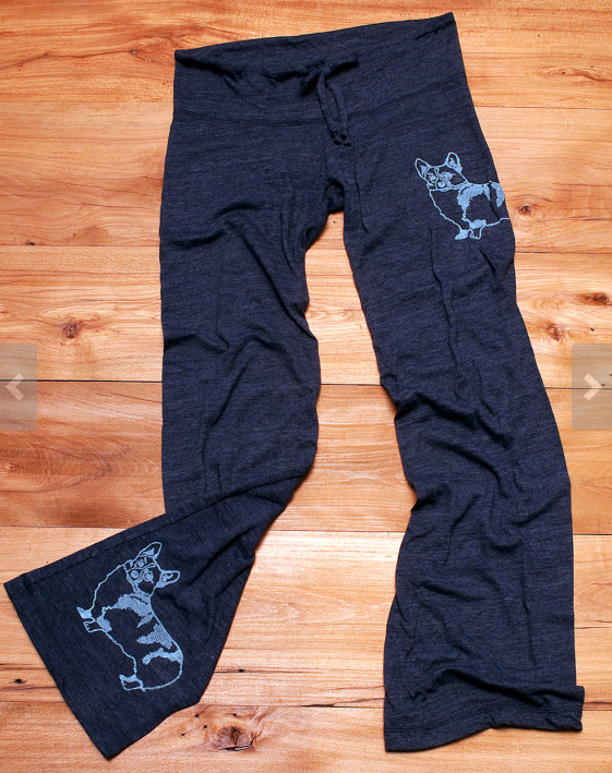 corgi pants