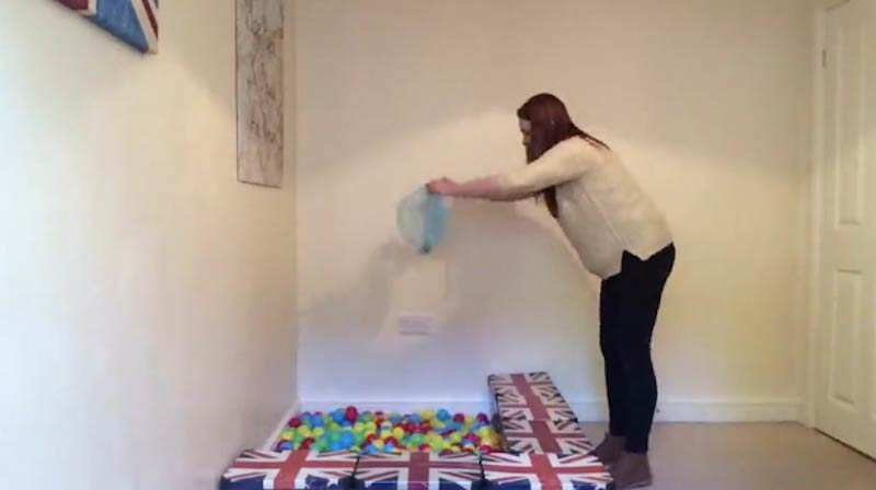 DIY Ball Pit project