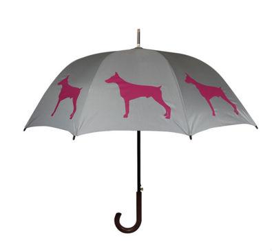 Doberman umbrella