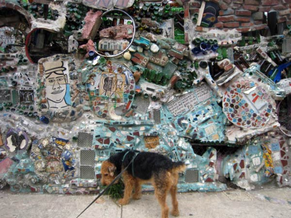 dog magic gardens philly