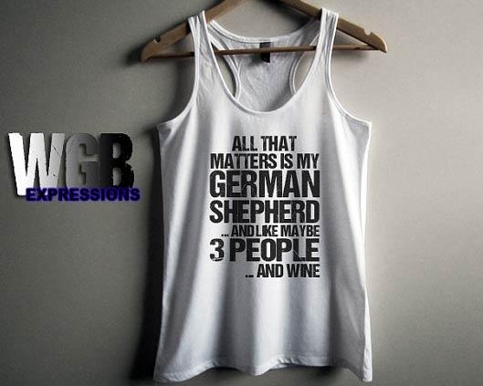 GSD shirt