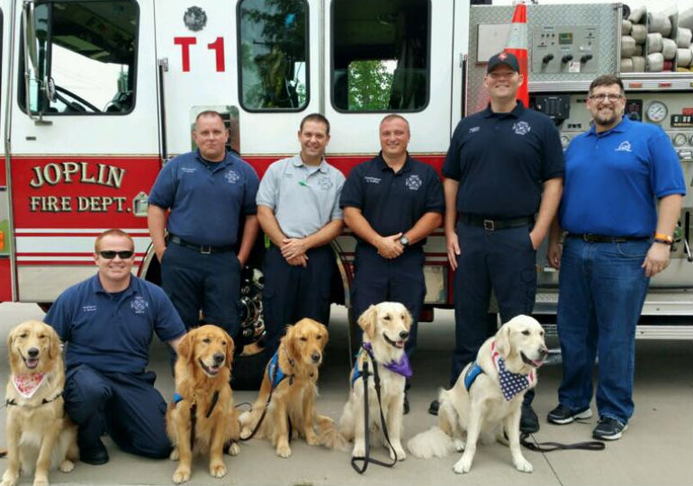 Show Your Support For the LCC K-9 Comfort Dogs During Their Time of Need