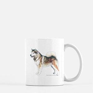mug-Alaskan-Malamute