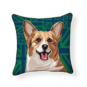 pillow-corgi