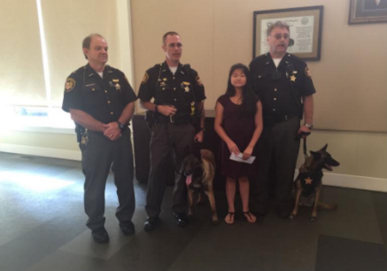 Ohio Teen Raises Money For K-9 Bulletproof Vests