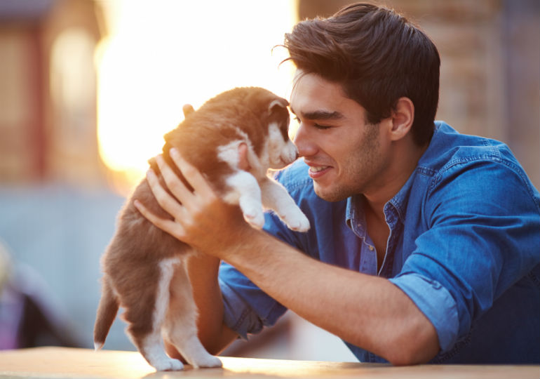 8 Reasons Why Life Is Better With a Dog!