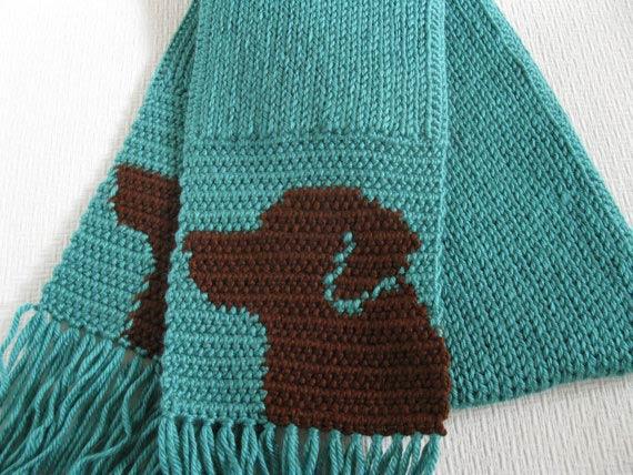 Lab scarf