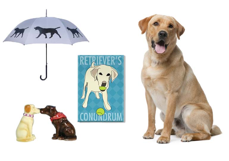 25300530295c But for those single-Labrador Retriever homes, any of these gifts might do  in the place of a Lab of each color. Yellow Lab owners might love ...