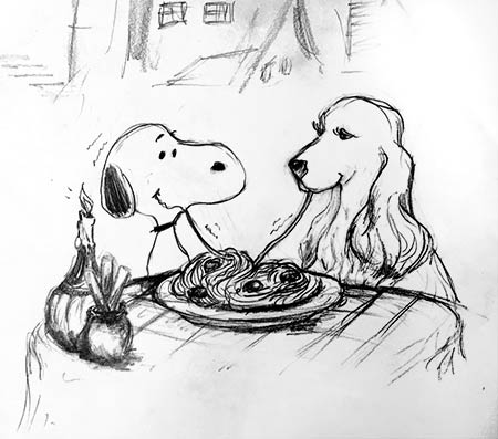 Celebrate Snoopy's Birthday with Your Own Drawing of Everybody's Favorite Beagle!